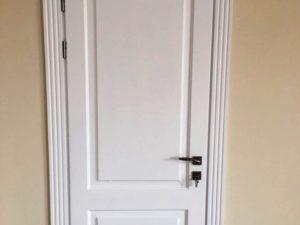 Двери из массива сосны и карагача