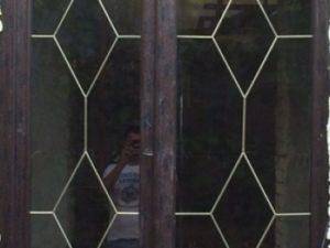 Окно пластиковое, Trocal-профиль, цветной