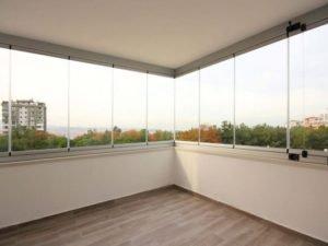 Системы камерного балкона