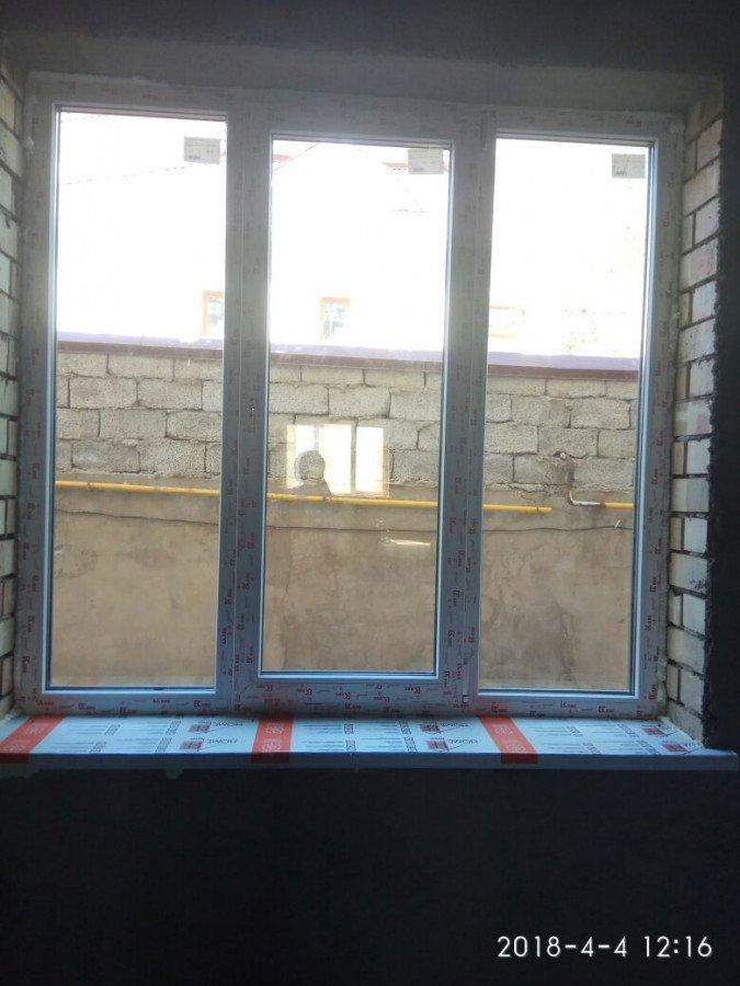 Окна на нашем объекте KBE 70